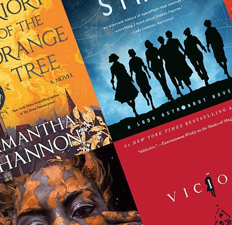 5 autori di cui vorrei recuperare tutte le opere