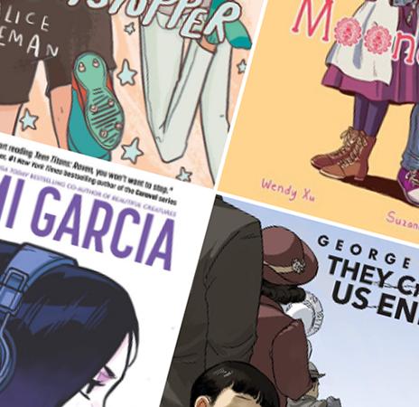 5 Graphic Novel che vorrei leggere