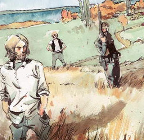 Grass Kings, di Matt Kindt e Tyler Jenkins