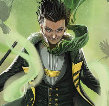 Loki. Il giovane dio dell'inganno, di Mackenzi Lee