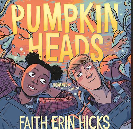 Pumpkinheads, di Rainbow Rowell e Faith Erin Hicks