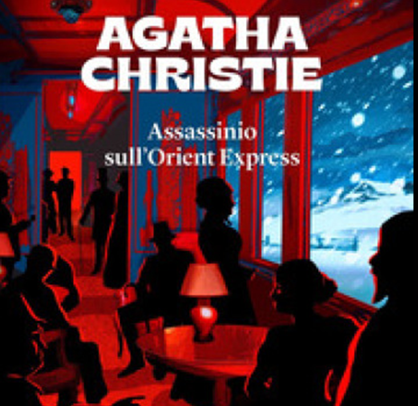 Assassinio sull'Orient Express, di Agatha Christie