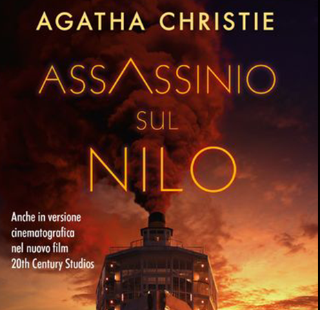 Assassinio sul Nilo, di Agatha Christie