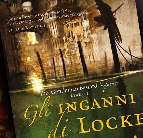La serie di Locke Lamora, di Scott Lynch
