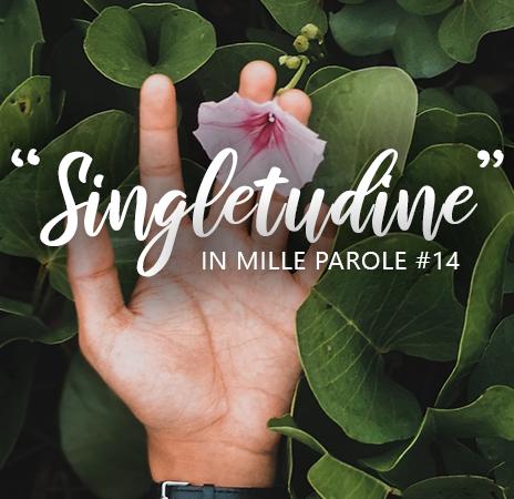 Essere single non è una tragedia, di Alessandro Ricci - Vincitore Febbraio 2021