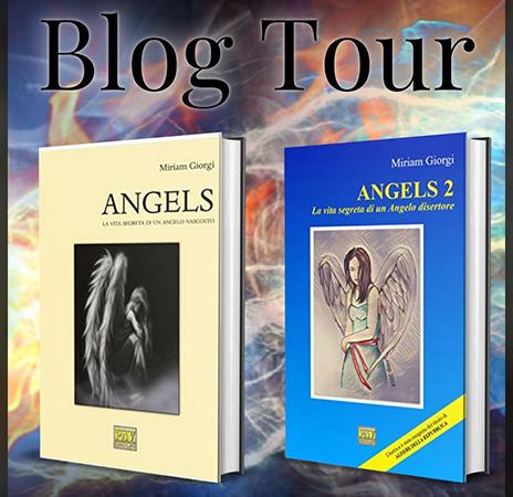 Blogtour: Angels Trilogy - Tipi di Angeli