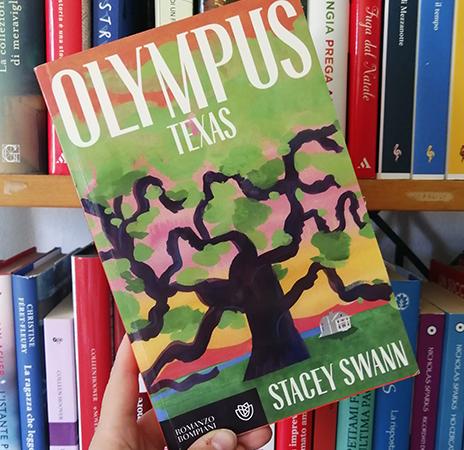 Olympus Texas - Infelici gli dei, di Stacey Swann