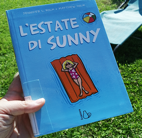 L'estate di Sunny, di Jennifer L. Holm e Matthew Holm