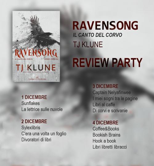 Ravensong Banner calendario