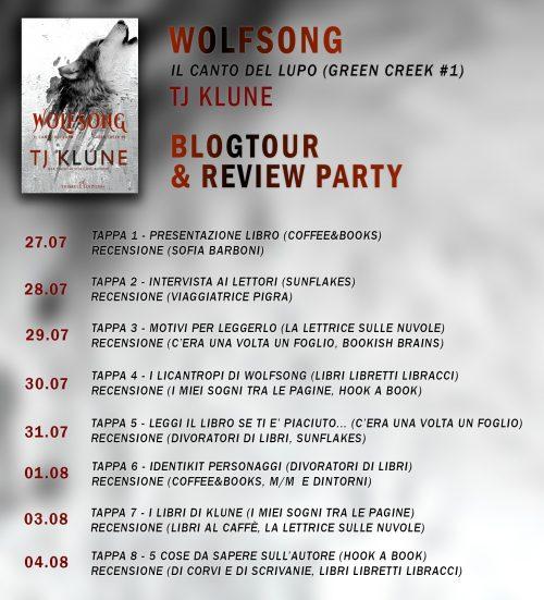 calendario BT & RP wolfsong